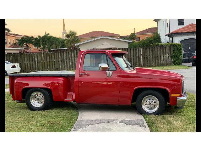 1985 to 1987 Chevrolet C10 for Sale on ClassicCars com on