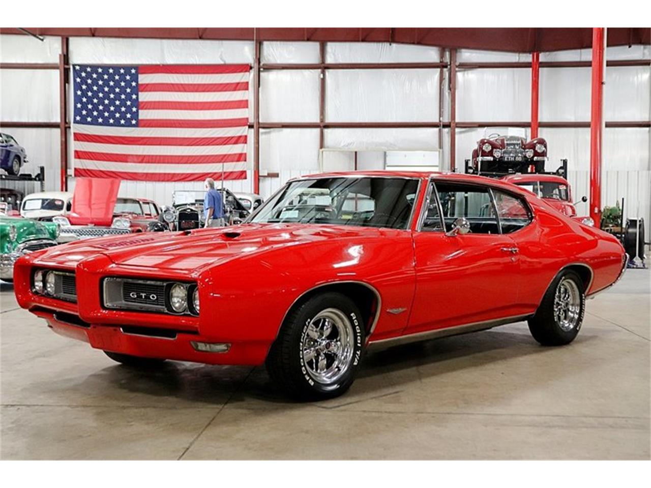 For Sale: 1968 Pontiac GTO in Kentwood, Michigan