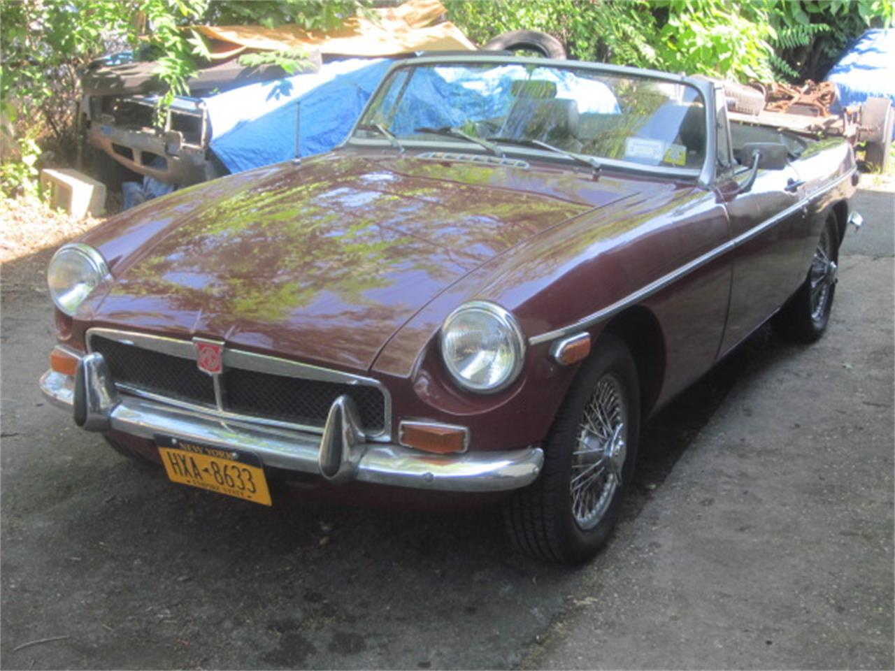 Large Picture of '73 MG MGB located in Connecticut - $17,500.00 - QGKS