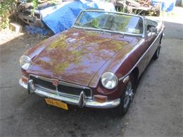 Picture of Classic 1973 MGB located in Connecticut - $17,500.00 Offered by The New England Classic Car Co. - QGKS