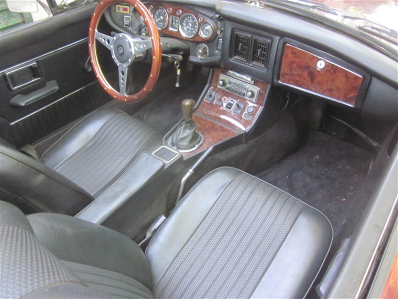 Large Picture of Classic 1973 MGB - $17,500.00 Offered by The New England Classic Car Co. - QGKS