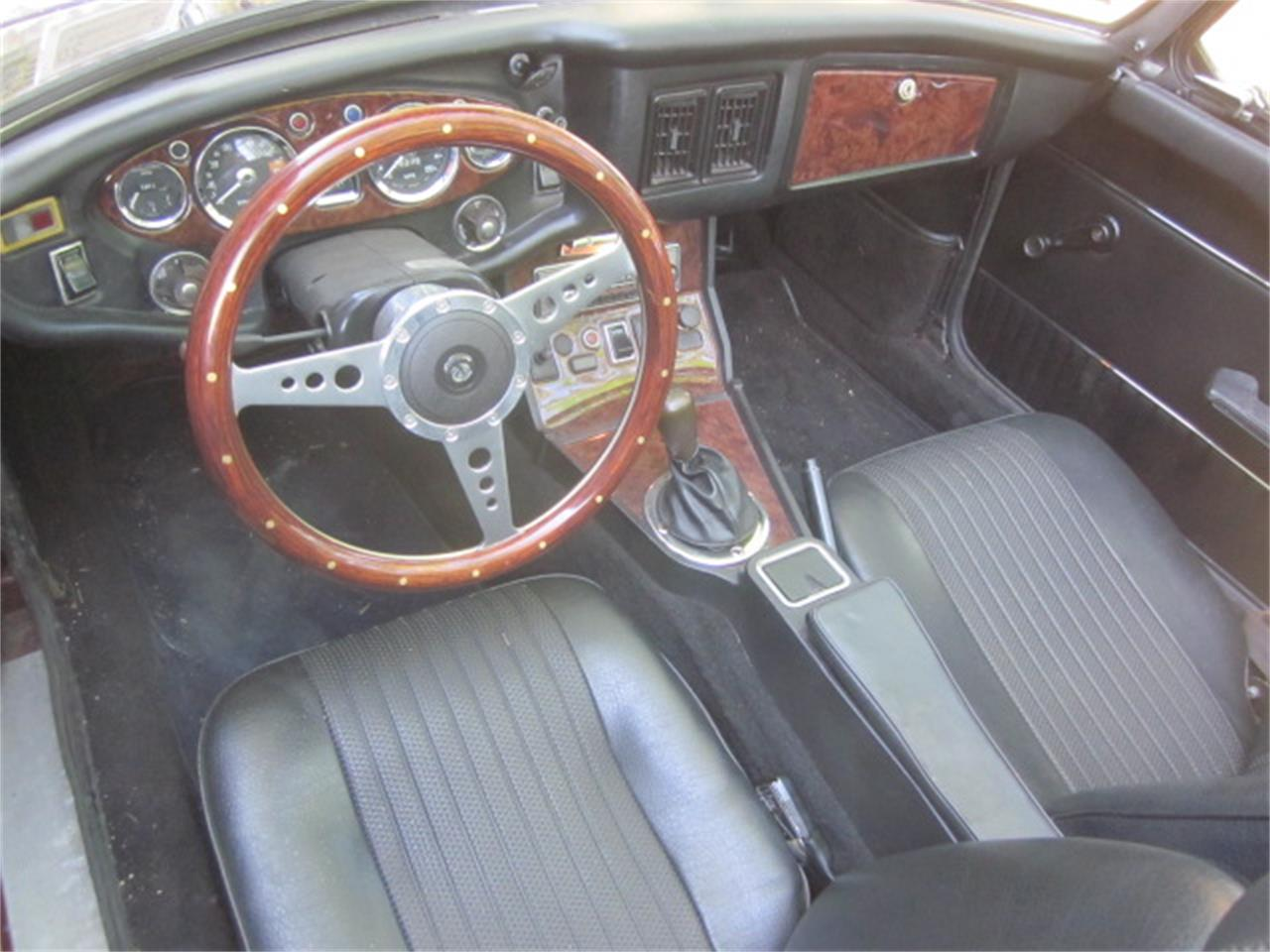 Large Picture of 1973 MG MGB located in Connecticut - $17,500.00 Offered by The New England Classic Car Co. - QGKS