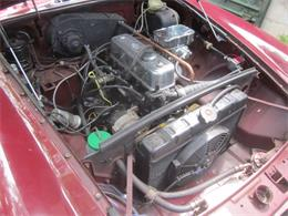Picture of '73 MGB located in Stratford Connecticut - QGKS