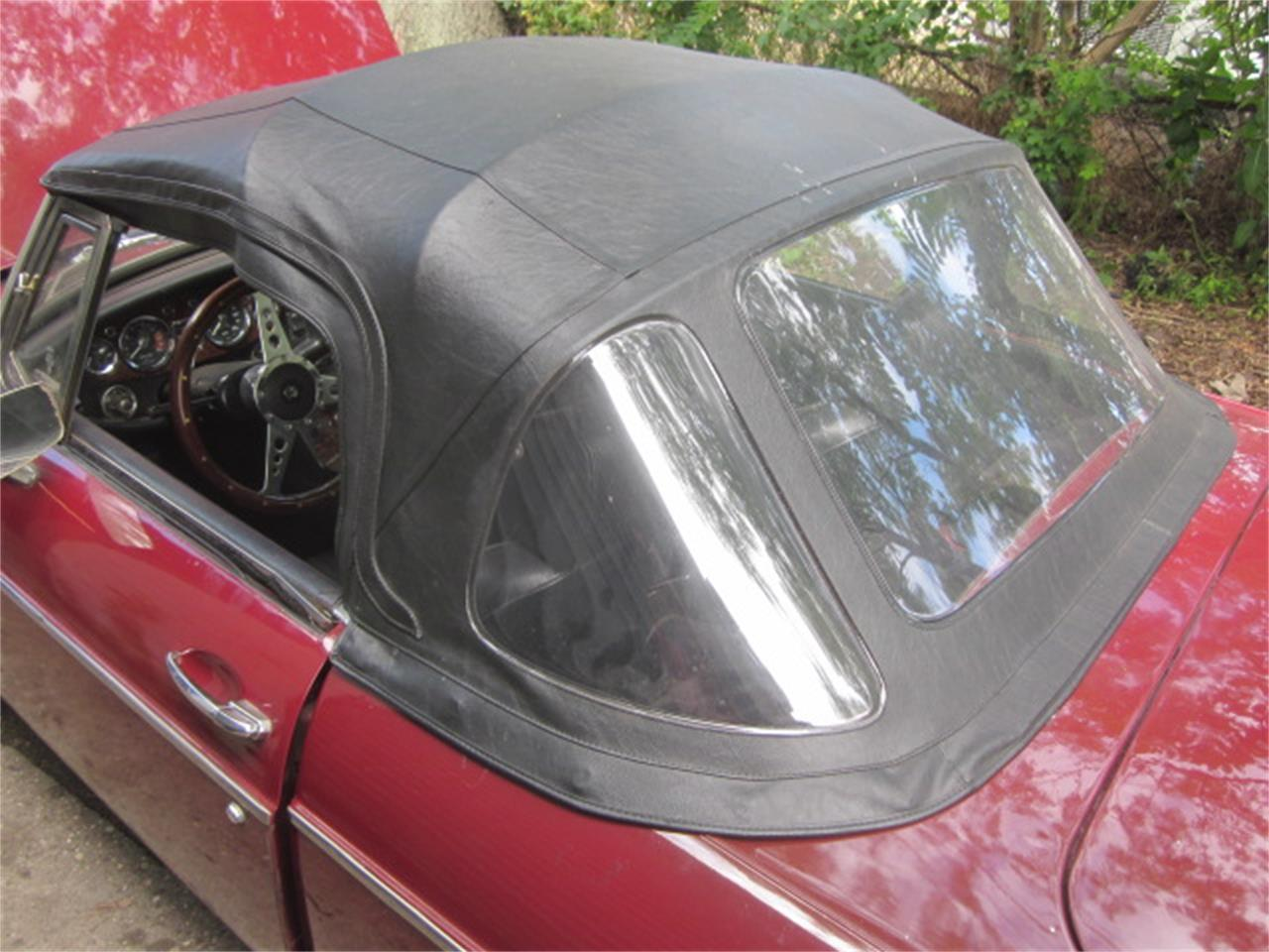 Large Picture of Classic '73 MGB located in Stratford Connecticut Offered by The New England Classic Car Co. - QGKS