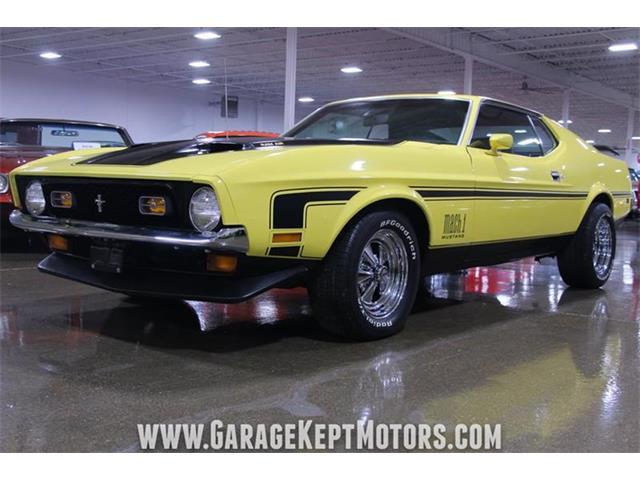 Picture of '72 Mustang - QGLA
