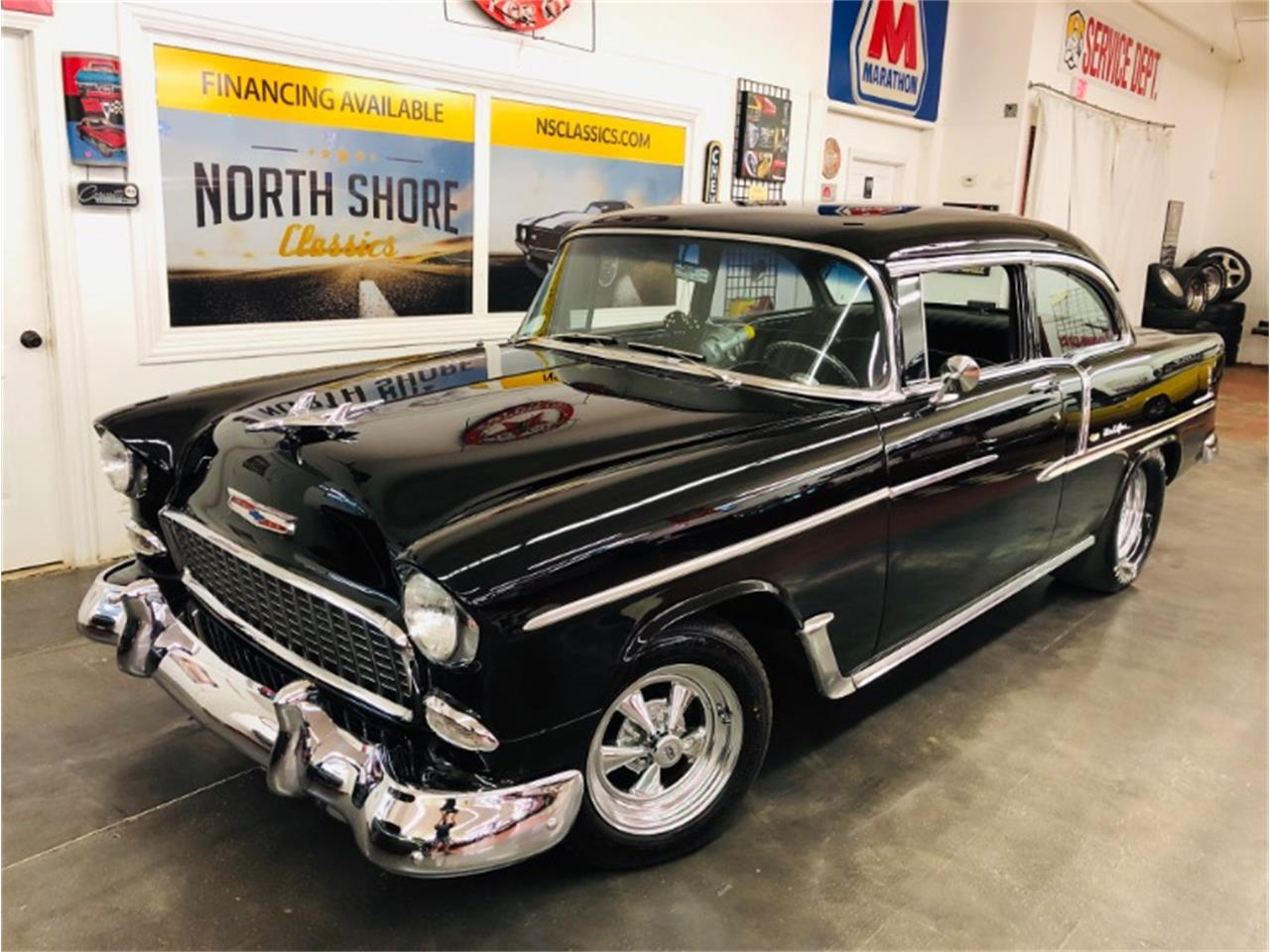 Large Picture of Classic 1955 Bel Air - $69,975.00 Offered by North Shore Classics - QGLD