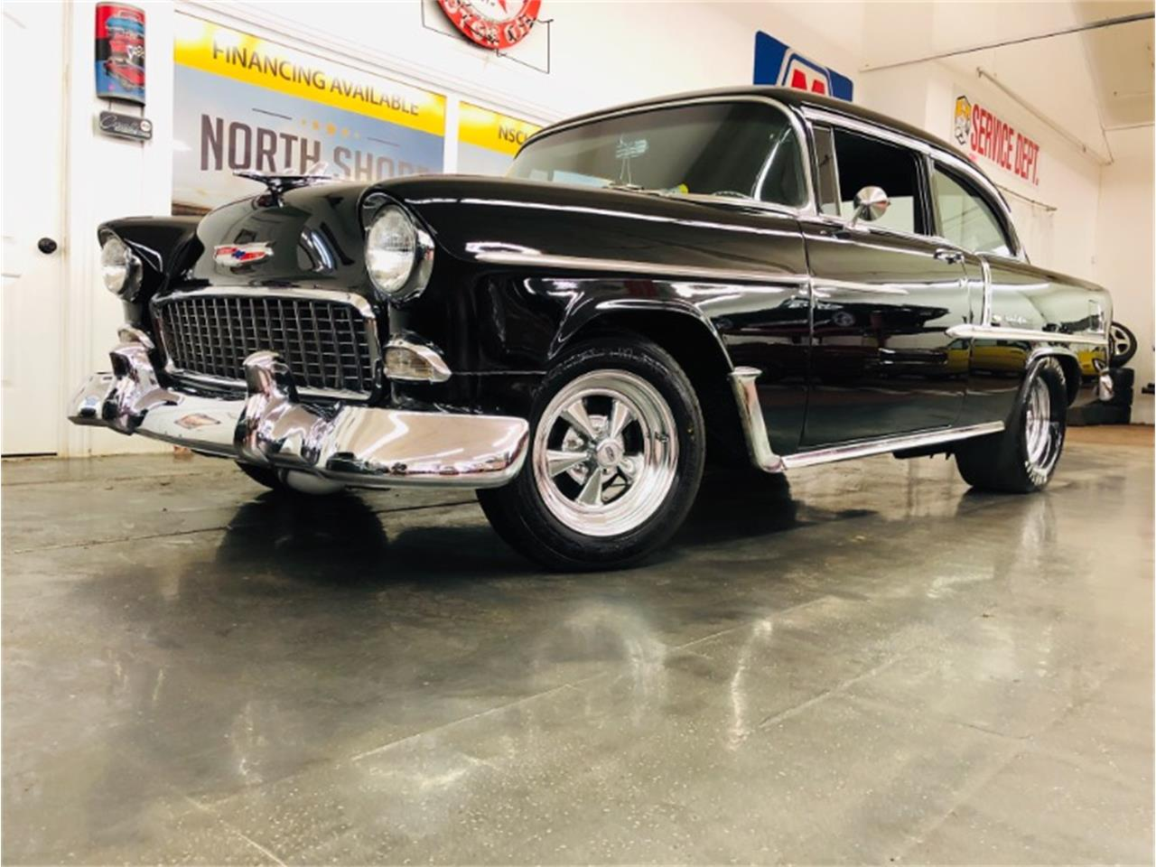 Large Picture of '55 Bel Air located in Illinois Offered by North Shore Classics - QGLD