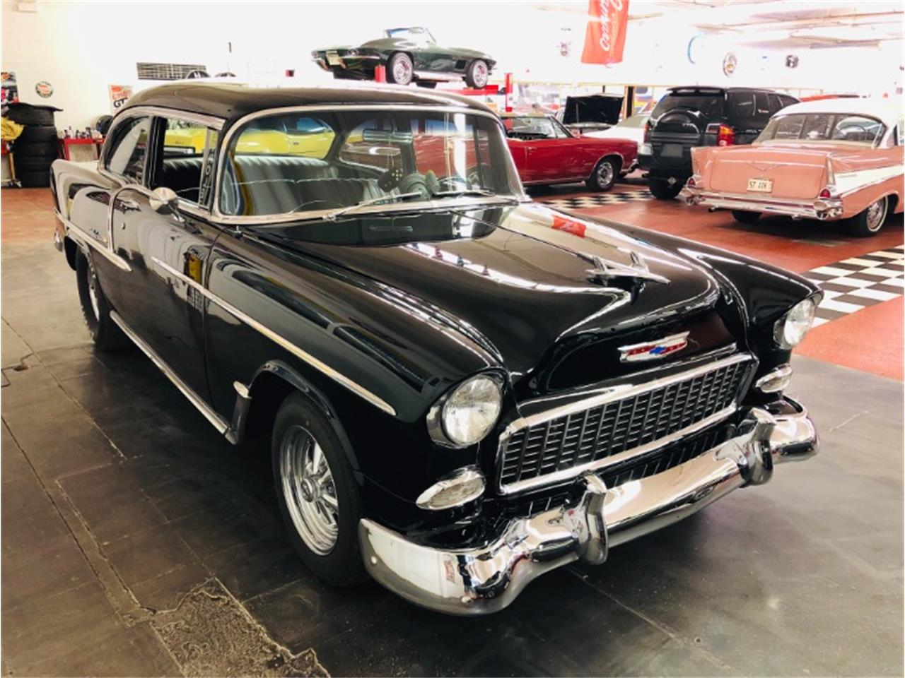 Large Picture of Classic '55 Bel Air located in Illinois Offered by North Shore Classics - QGLD