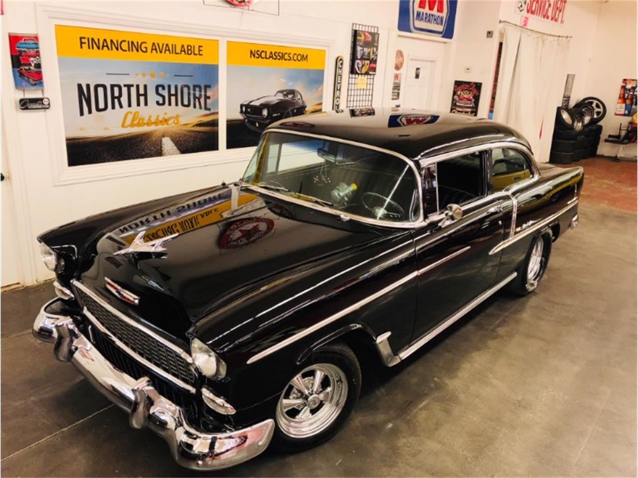 Large Picture of 1955 Chevrolet Bel Air - $69,975.00 - QGLD