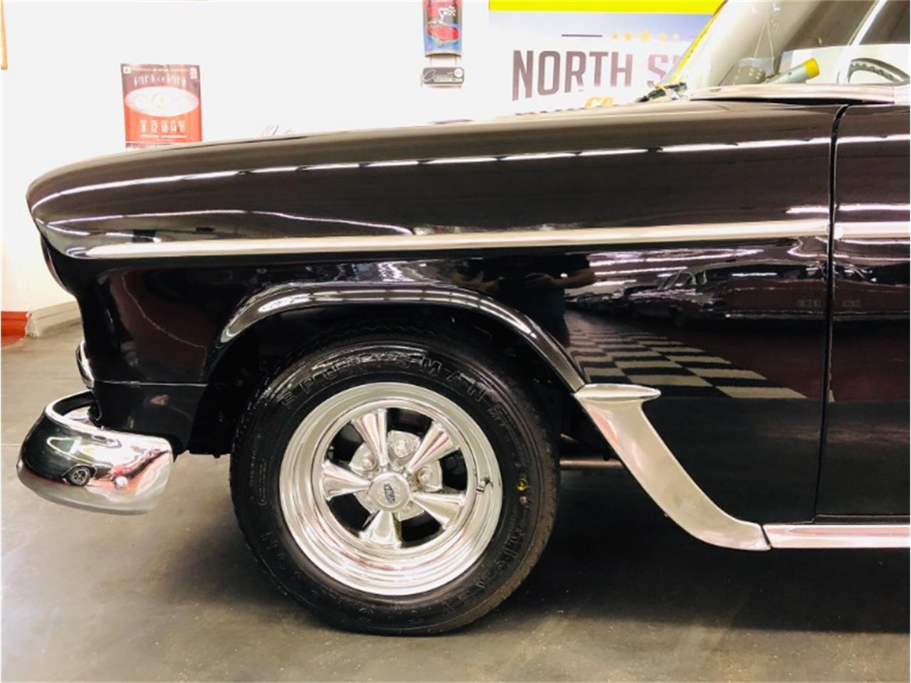 Large Picture of Classic 1955 Chevrolet Bel Air located in Illinois - $69,975.00 - QGLD