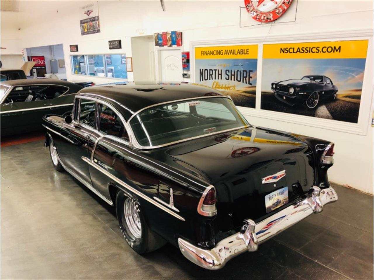 Large Picture of Classic '55 Chevrolet Bel Air - $69,975.00 Offered by North Shore Classics - QGLD