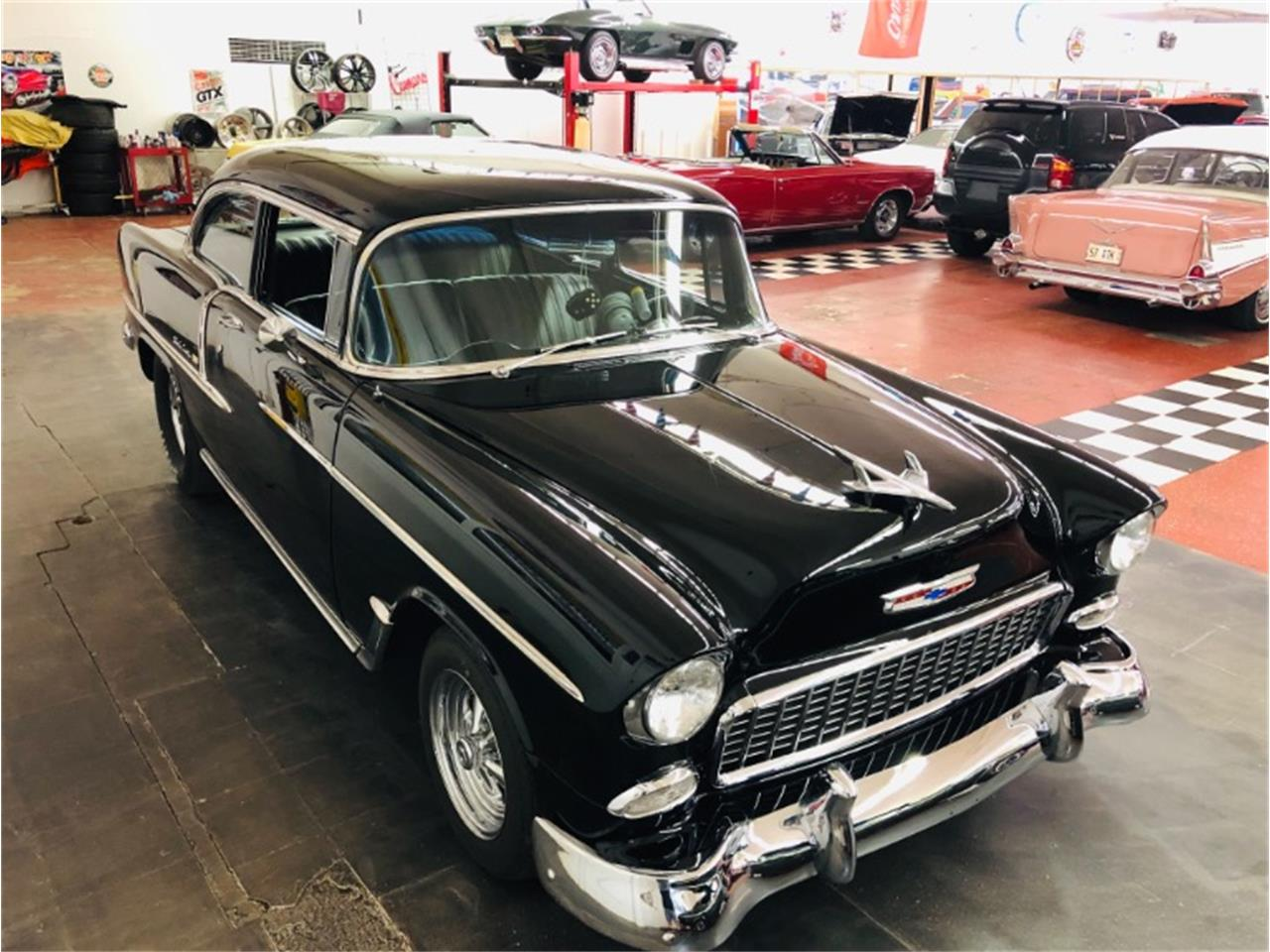 Large Picture of 1955 Chevrolet Bel Air - QGLD