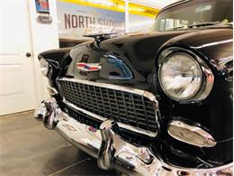 Picture of Classic '55 Chevrolet Bel Air located in Illinois - $69,975.00 Offered by North Shore Classics - QGLD