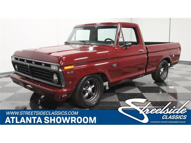 Picture of '73 F100 - QDFE