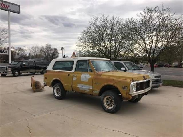 Classic Chevrolet Blazer for Sale on ClassicCars com - Pg 3 on