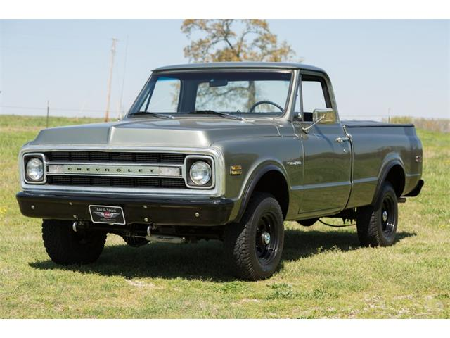 Picture of Classic '72 C/K 10 located in Tennessee - QGN5