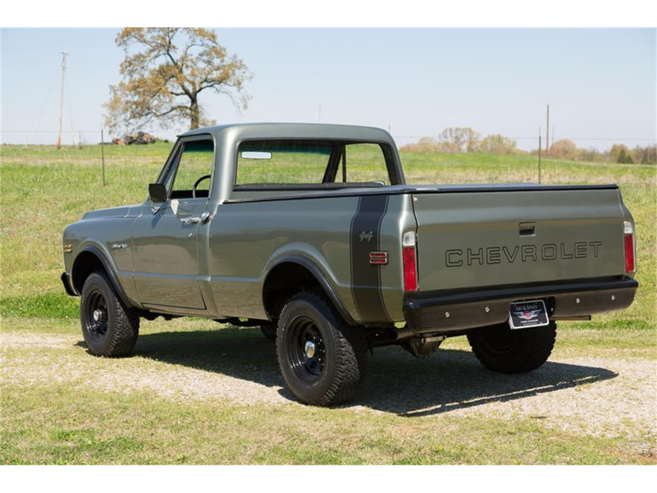 Large Picture of '72 C/K 10 - QGN5