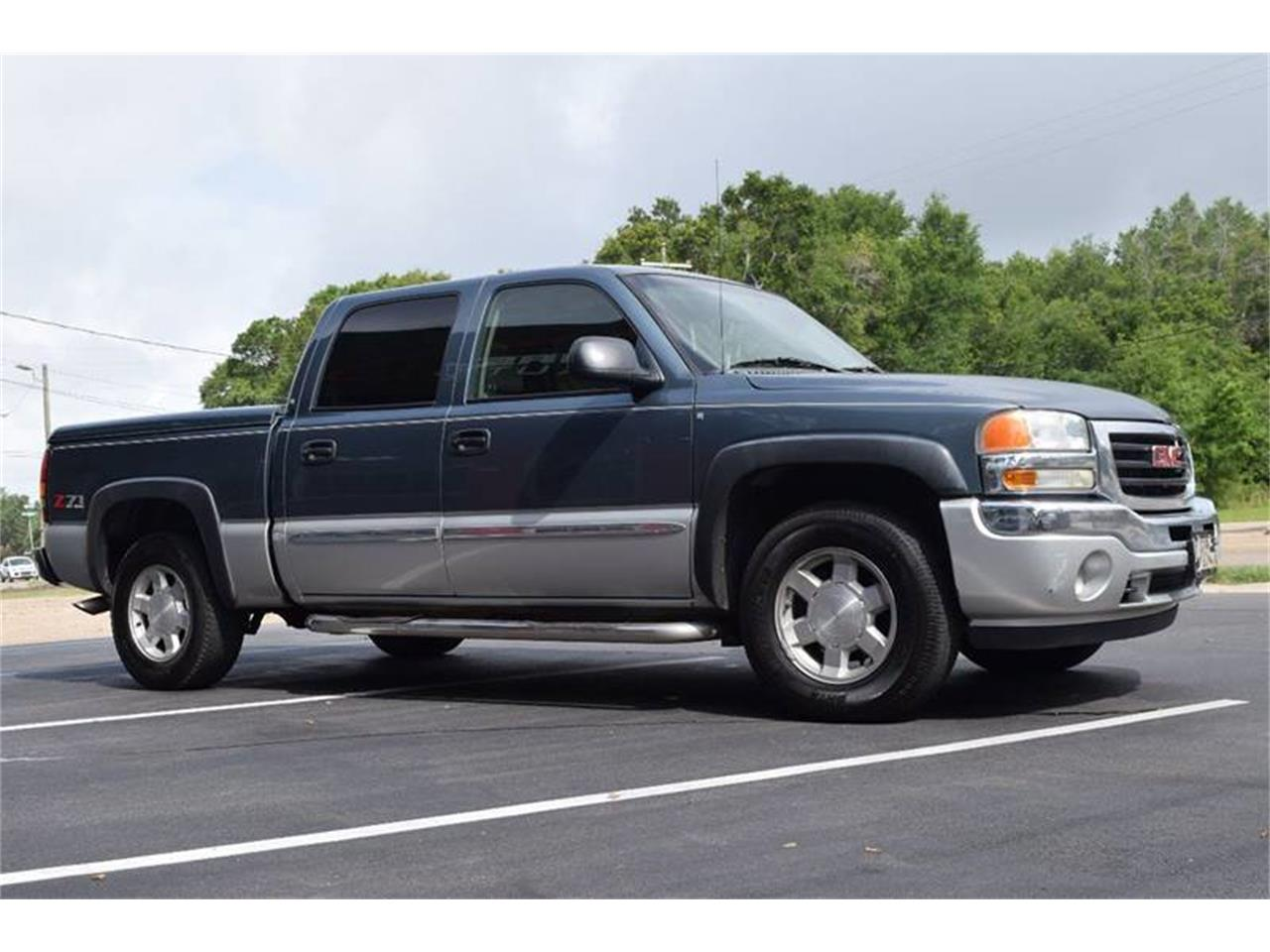 Large Picture of '06 Sierra 1500 - QGNC