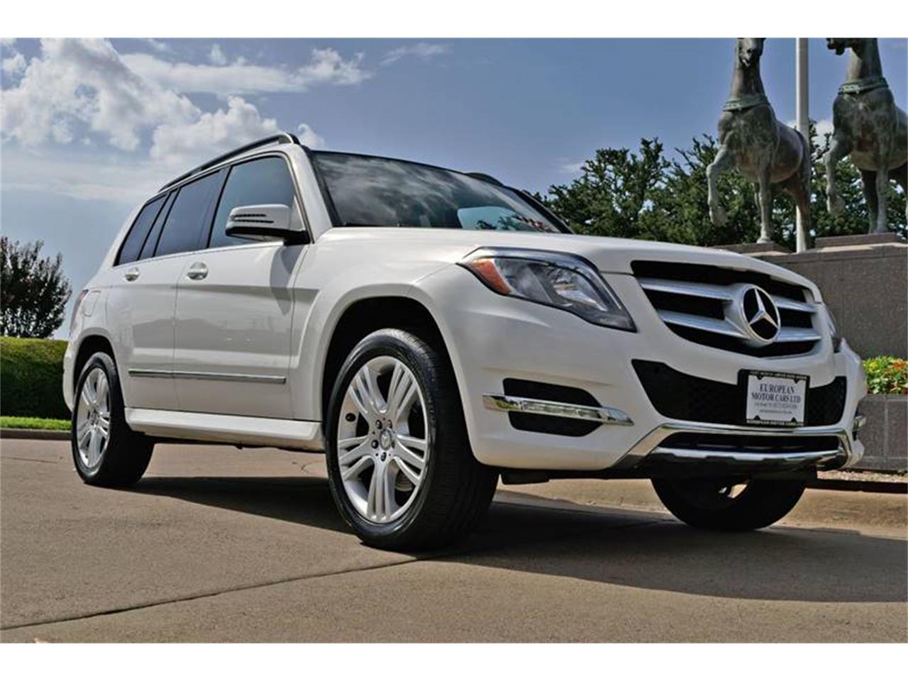For Sale 2014 Mercedes Benz Glk350 In Fort Worth Texas