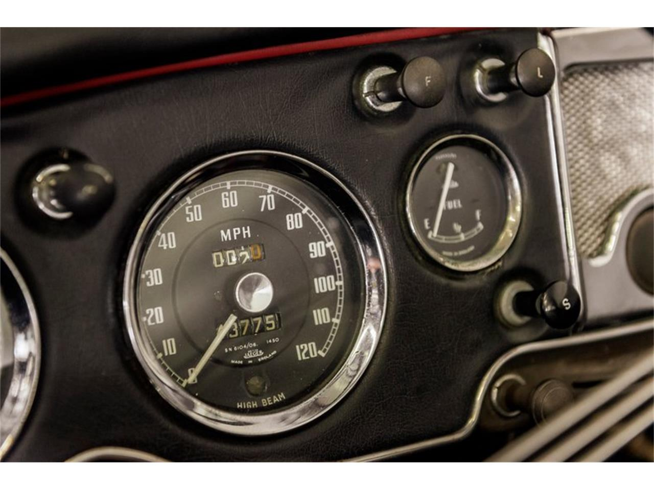 Large Picture of '62 MGA - QGNI