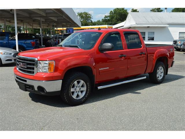 Picture of '12 Sierra - QGNV