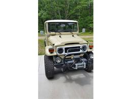 Picture of '82 Land Cruiser FJ - QGOY