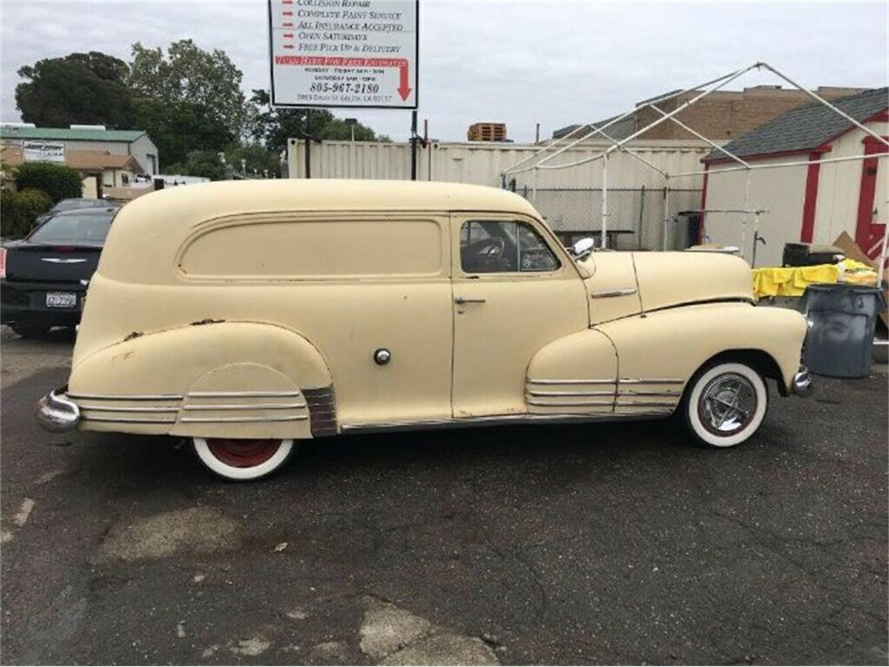 Large Picture of '47 Sedan Delivery - QGPF