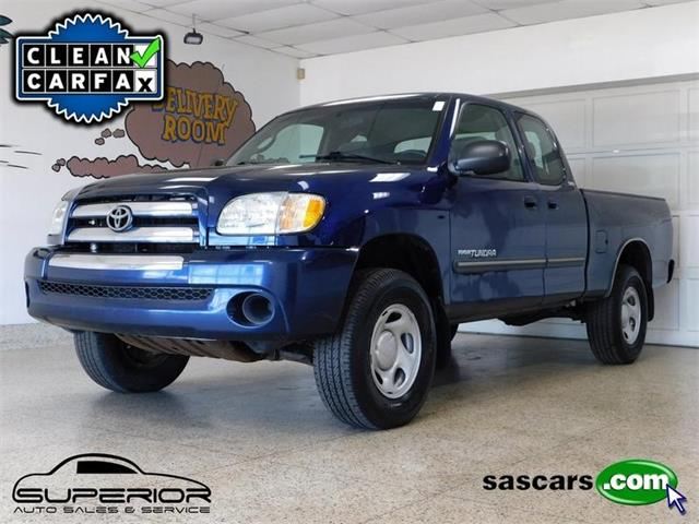Picture of '04 Tundra - QDFR
