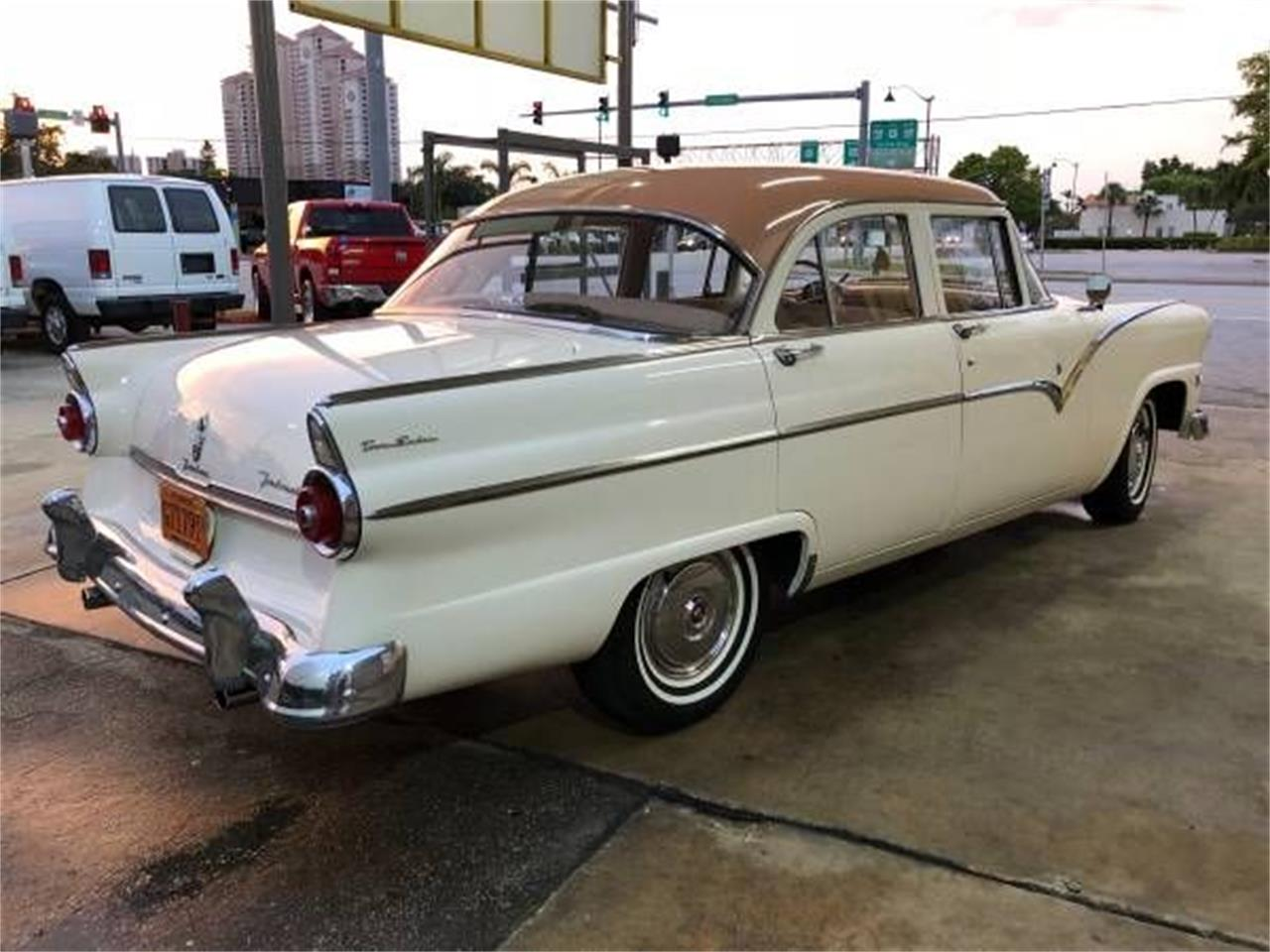 Large Picture of '55 Fairlane - QGPM