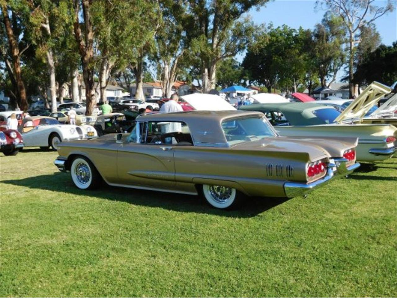 Large Picture of '60 Thunderbird - QGQA