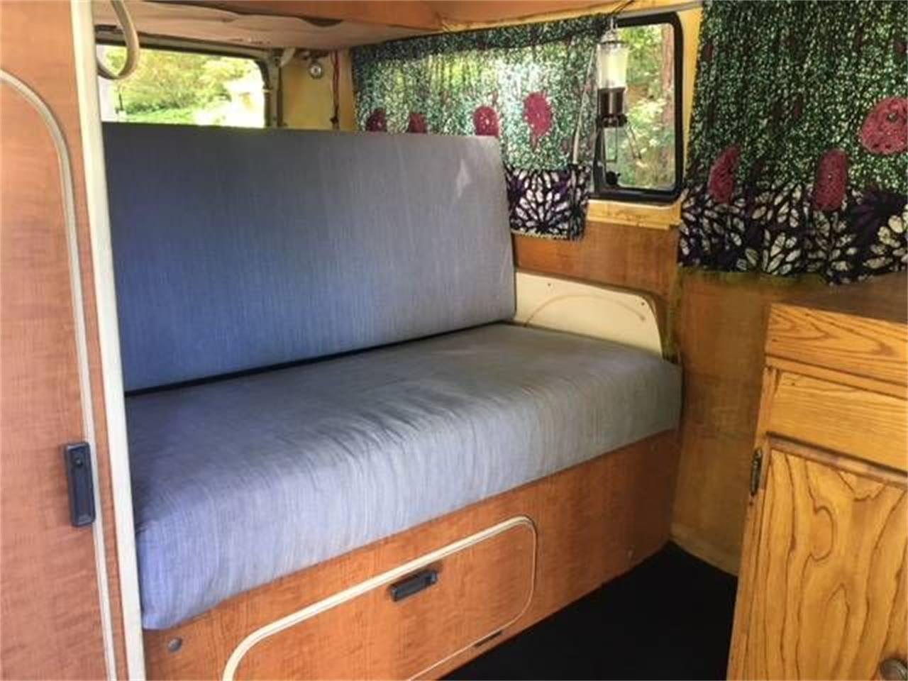 Large Picture of '71 Westfalia Camper - QGQE