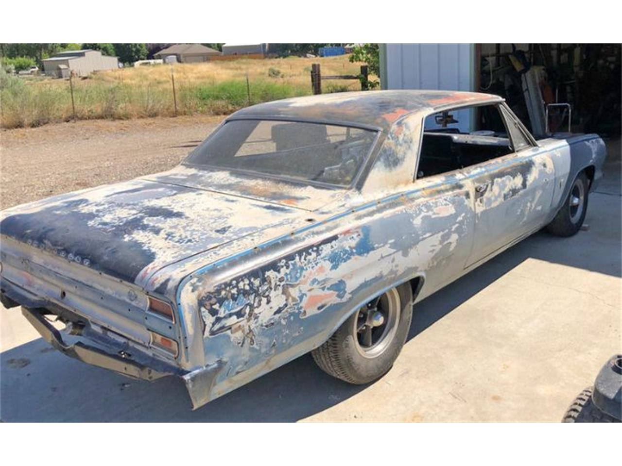 Large Picture of Classic 1964 Chevrolet Malibu located in Cadillac Michigan - $14,995.00 - QGRC