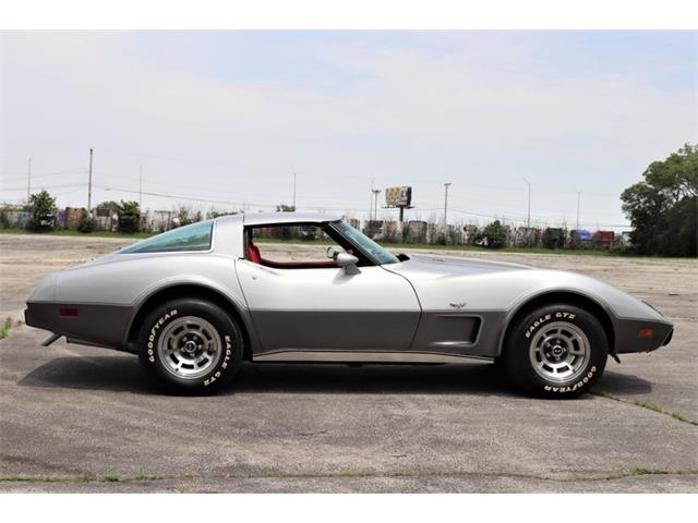 Picture of 1978 Chevrolet Corvette Offered by  - QDFY