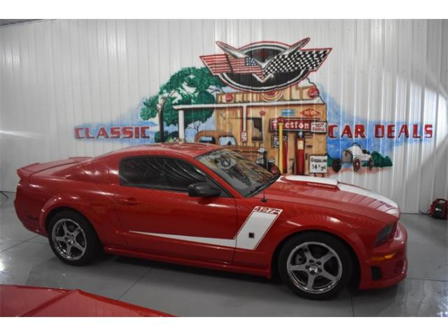 Picture of '08 Mustang - QGRG