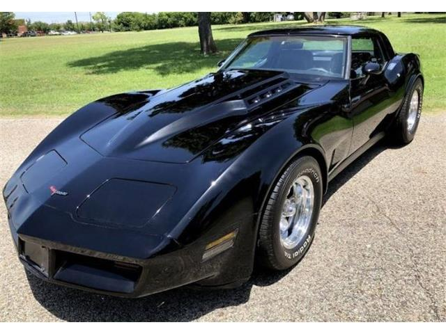 1981 Chevrolet Corvette for Sale on ClassicCars com on ClassicCars com