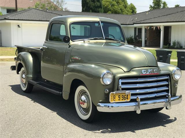 Picture of '50 1/2 Ton Pickup - QGRL