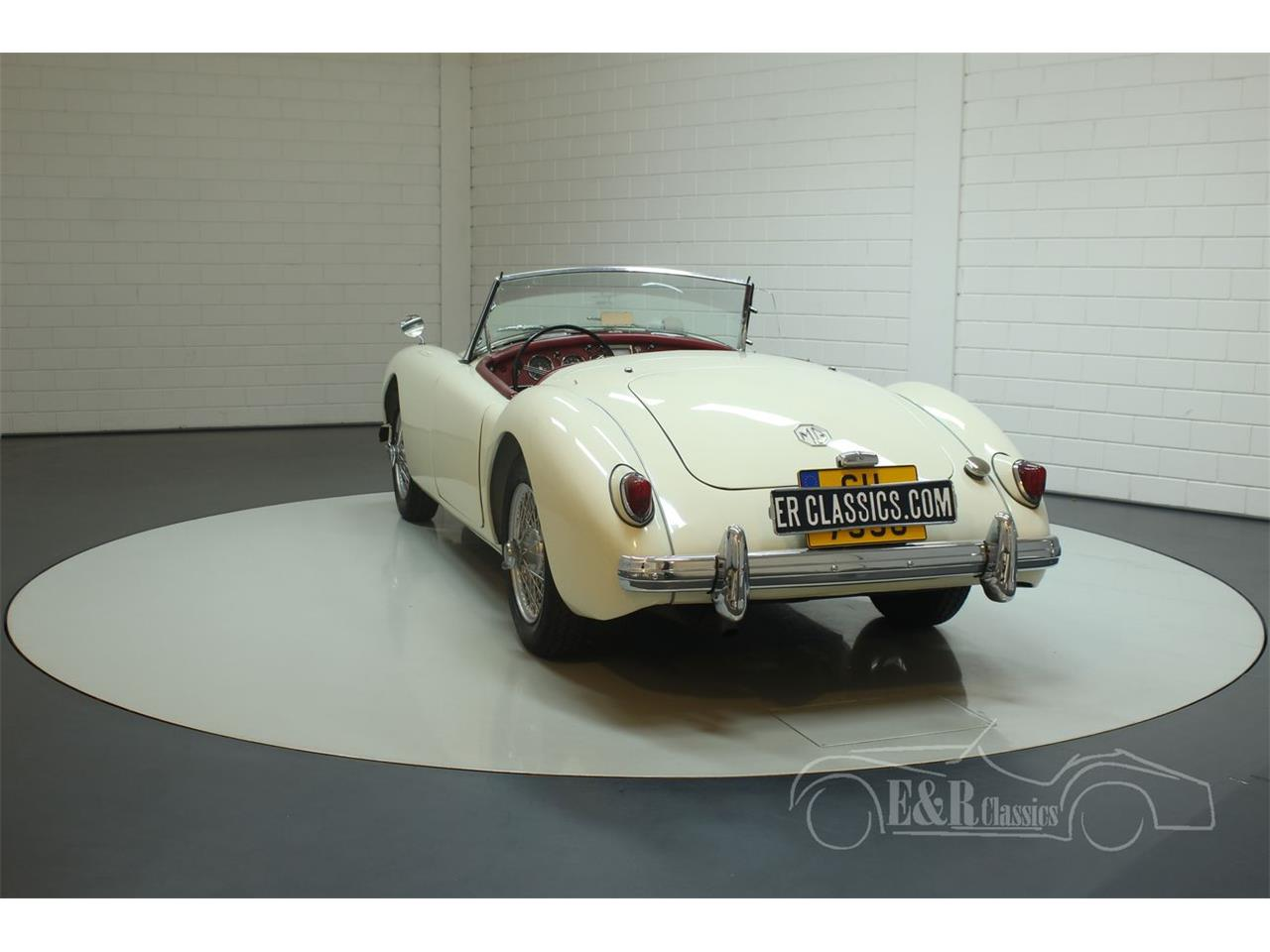 Large Picture of '59 MGA - QGRM