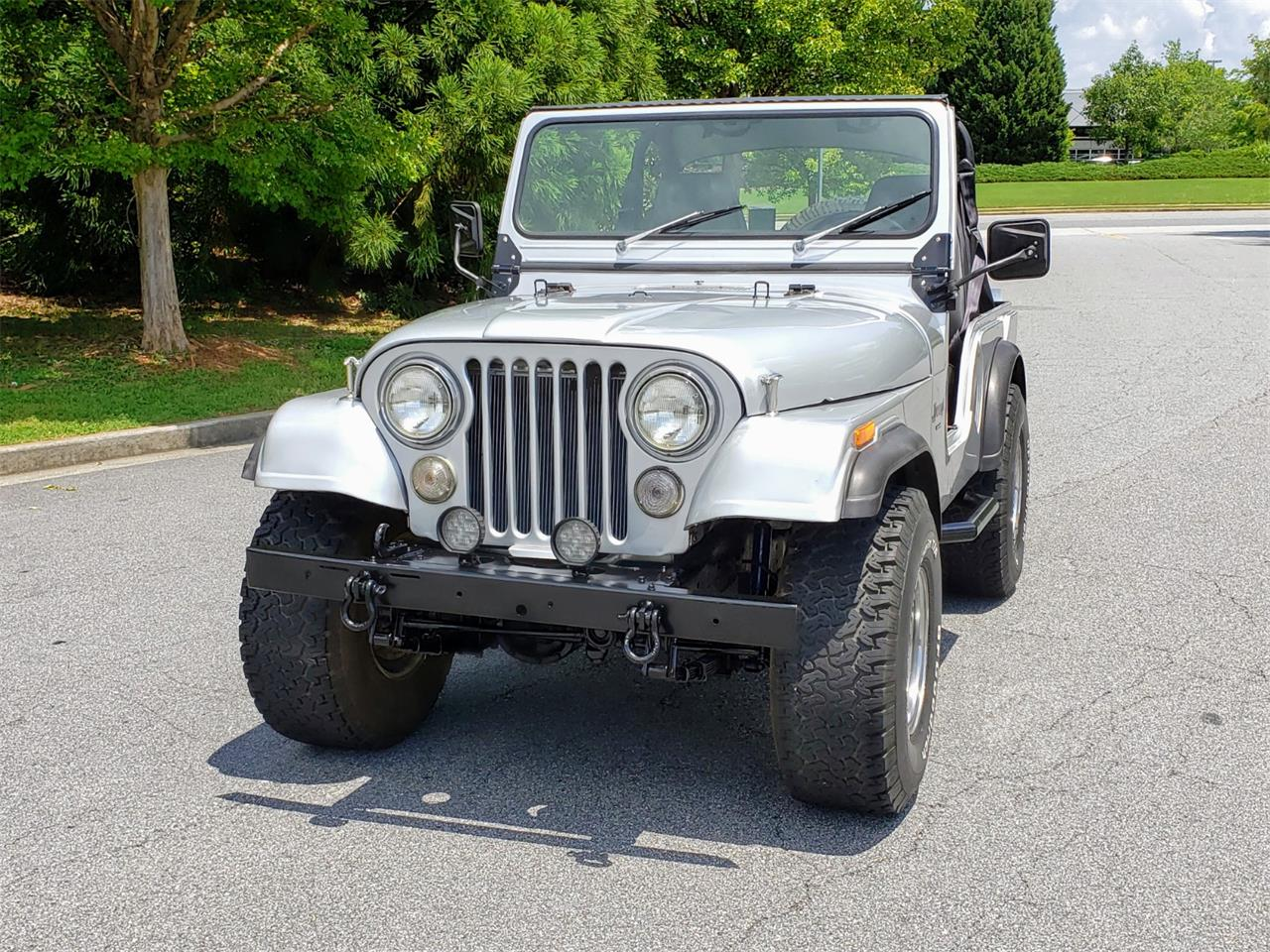 Large Picture of '73 CJ5 - QGRX
