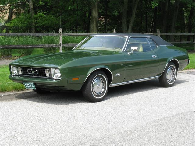 Picture of '73 Mustang - QGS7