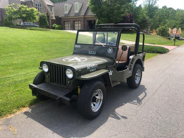 Picture of '46 CJ - QGSM