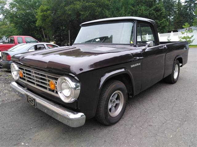 Picture of 1968 Dodge D100 - $12,500.00 Offered by a Private Seller - QGSS