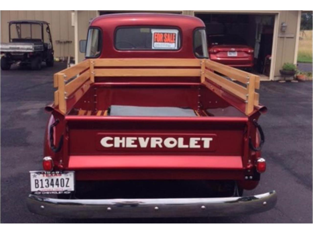 Large Picture of '48 1/2 Ton Pickup - QGSW