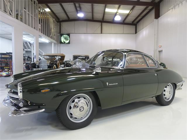 Picture of 1964 Alfa Romeo Giulia Sprint Speciale located in Saint Louis Missouri Offered by  - QGT0