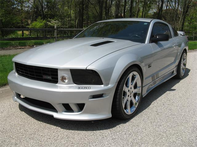 2006 Ford Mustang (Saleen)