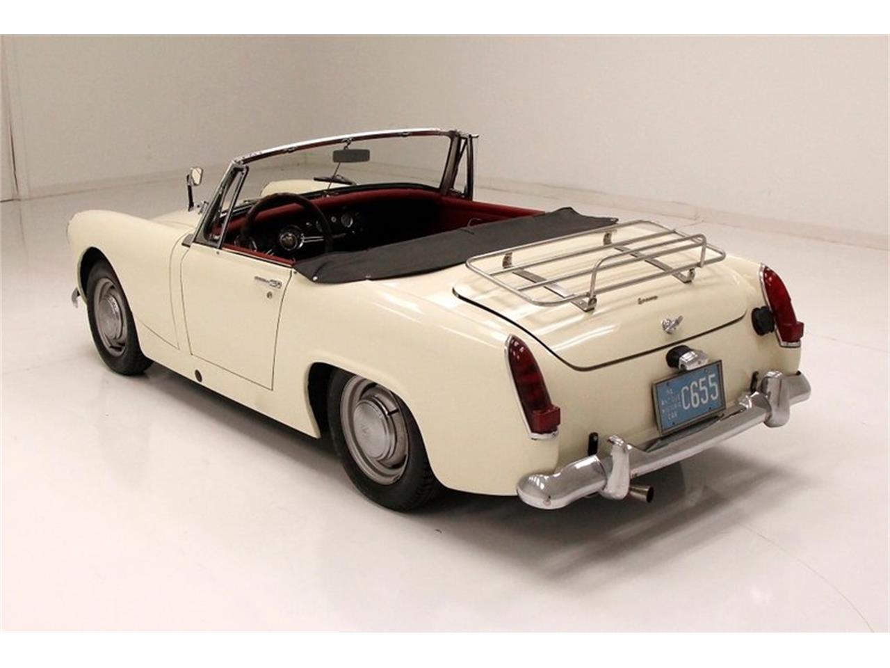 Large Picture of Classic '65 Austin-Healey Sprite - QGTT