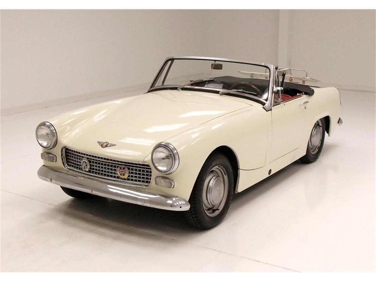 Large Picture of 1965 Austin-Healey Sprite - QGTT