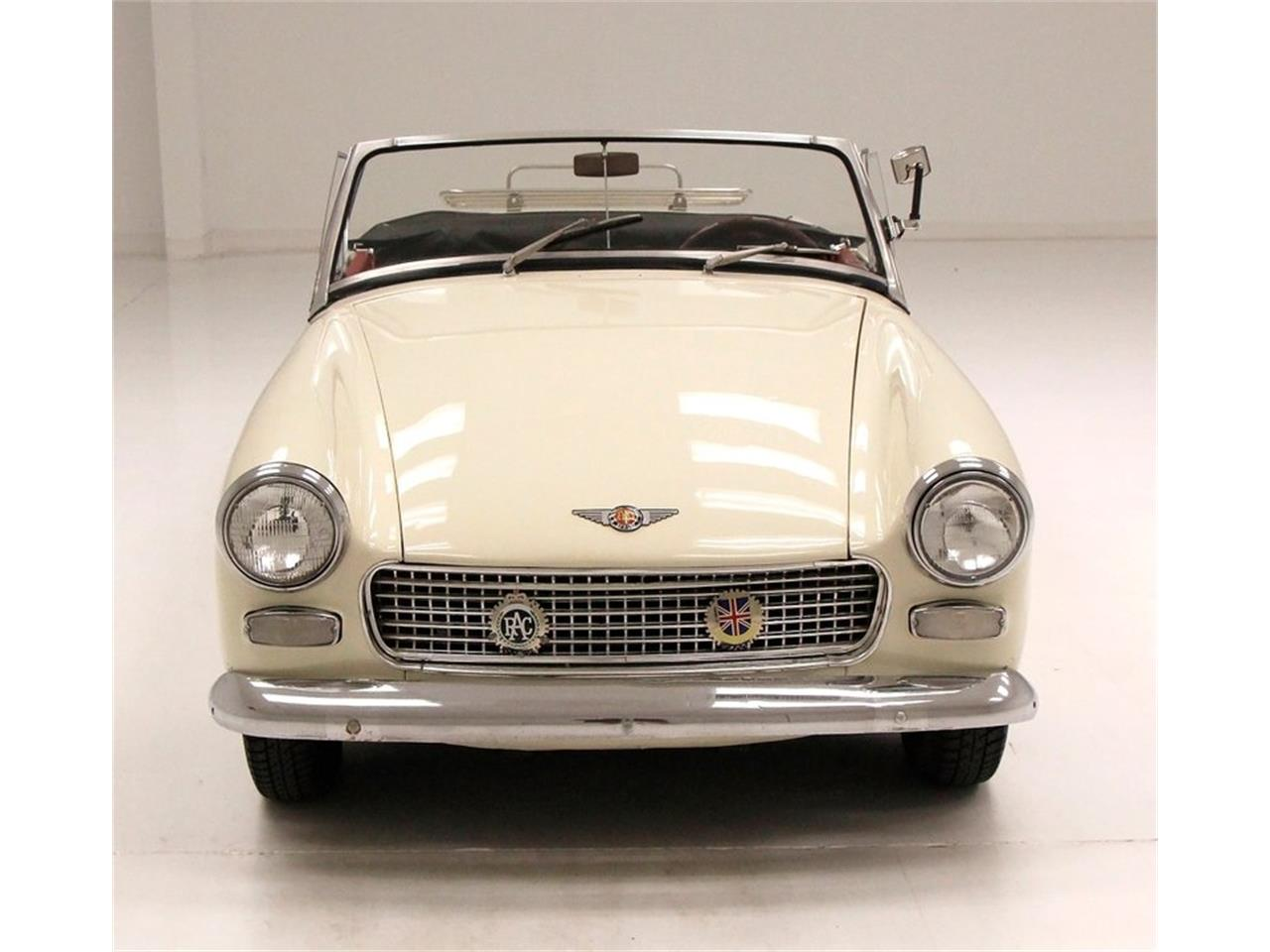 Large Picture of '65 Austin-Healey Sprite located in Morgantown Pennsylvania - $10,900.00 Offered by Classic Auto Mall - QGTT