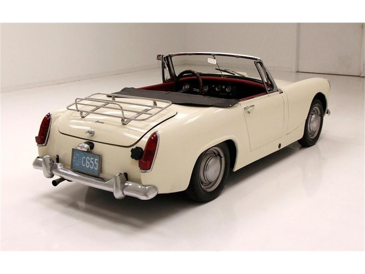 Large Picture of '65 Austin-Healey Sprite Offered by Classic Auto Mall - QGTT