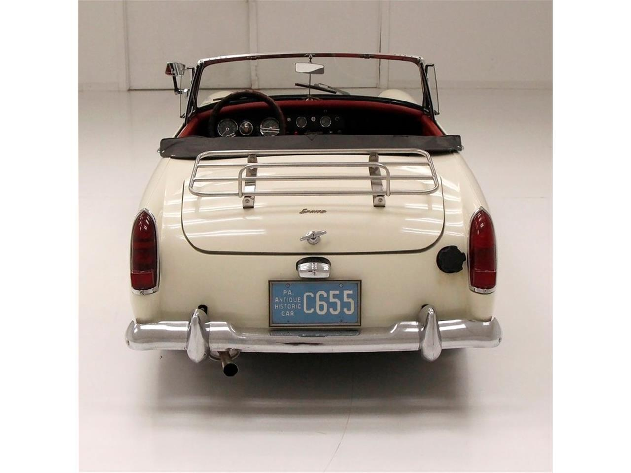 Large Picture of 1965 Austin-Healey Sprite located in Pennsylvania - $10,900.00 Offered by Classic Auto Mall - QGTT