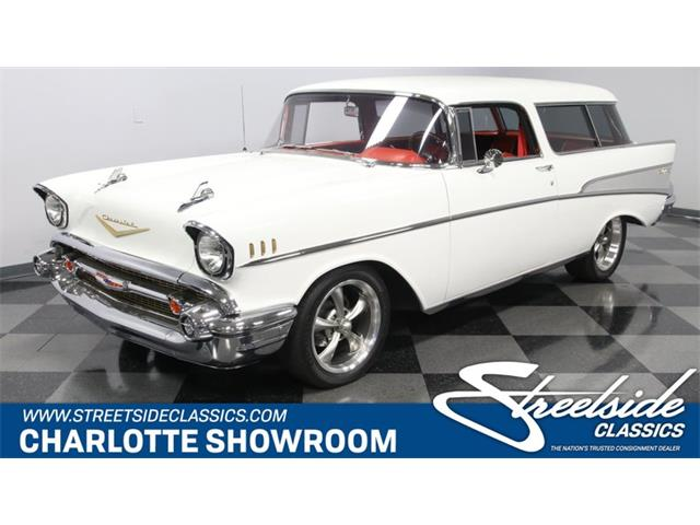 1957 To 1959 Chevrolet Bel Air For Sale On Classiccars Com